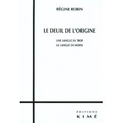 DEUIL DE L'ORIGINE