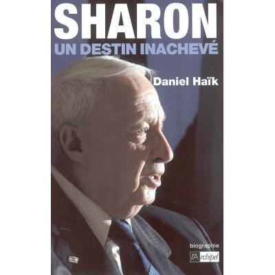 SHARON UN DESTIN INACHEVE