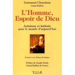 L'HOMME, ESPOIR DE DIEU