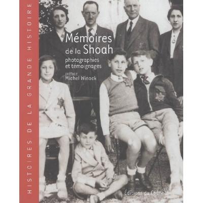 MEMOIRES DE LA SHOAH