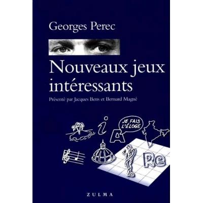 NOUVEAUX JEUX INTERESSANTS