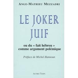LE JOKER JUIF