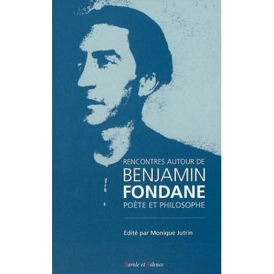 RENCONTRE AUTOUR DE BENJAMIN FONDANE (ACTE COLLOQUE)