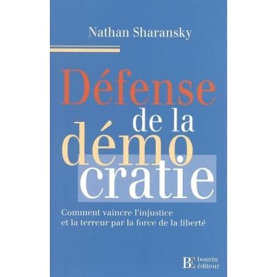 DEFENSE DE LA DEMOCRATIE