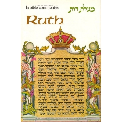 LA BIBLE COMMENTEE  : RUTH   (BROCHE)