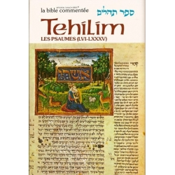 LA BIBLE COMMENTEE : TEHILIM T.3