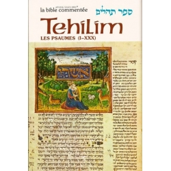 LA BIBLE COMMENTEE : TEHILIM T.1