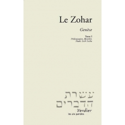 LE ZOHAR GENESE T.1