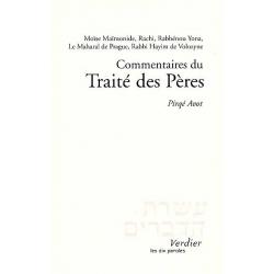 COMMENTAIRES DU TRAITE DES PERES