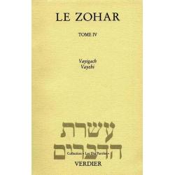LE ZOHAR GENESE T.4