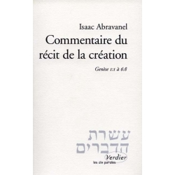 COMMENTAIRE DU RECIT DE LA CREATION