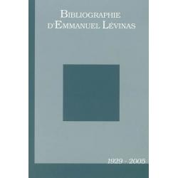 BIBLIOGRAPHIE D'EMMANUEL LEVINAS 1929-2005