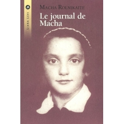 JOURNAL DE MACHA : DE VILNIUS A STUTTHOF 1941-1945