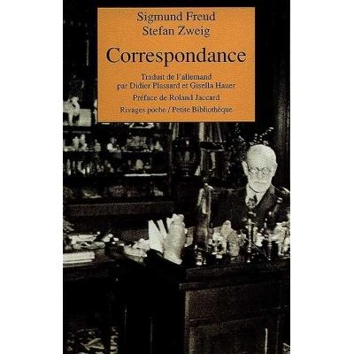 CORRESPONDANCE ZWEIG/FREUD