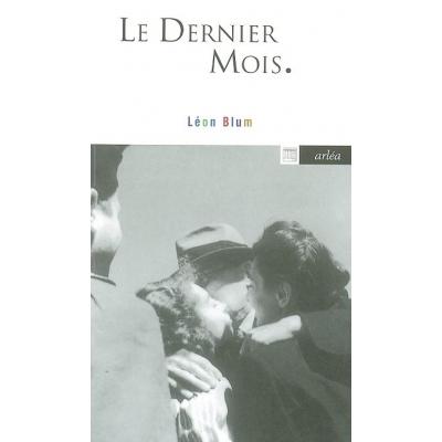LE DERNIER MOIS