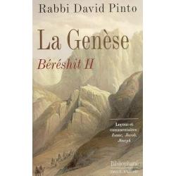GENESE, BERESHIT II