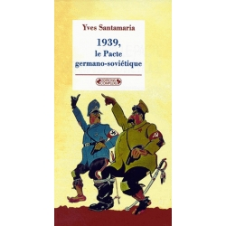 1939  PACTE GERMANO SOVIETIQUE