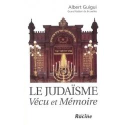 LE JUDAISME : VECU ET MEMOIRE