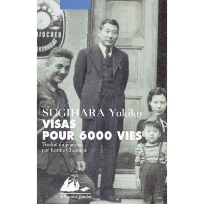 VISAS POUR 6000 VIES