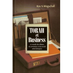 TORAH ET BUSINESS