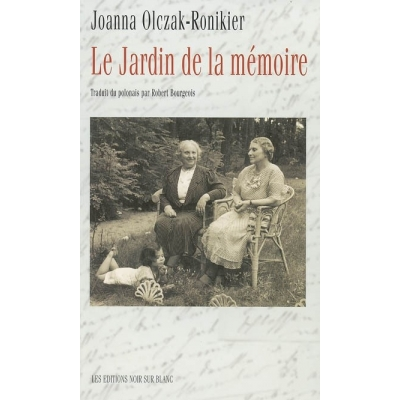 LE JARDIN DE LA MEMOIRE