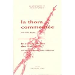 LA TORAH COMMENTEE