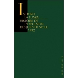 HISTOIRE DE L'EXPULSION DES JUIFS DE SICILE