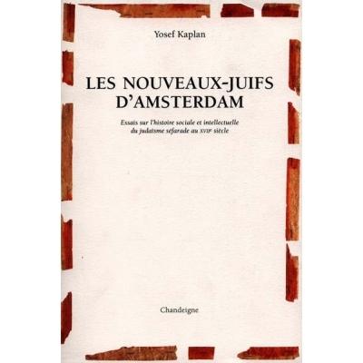 NOUVEAUX-JUIFS D'AMSTERDAM