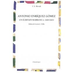 ANTONIO ENRIQUEZ GOMEZ : UN ECRIVAIN MARRANE