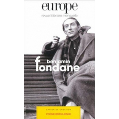 BENJAMIN FONDANE - EUROPE N° 827