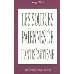 LES SOURCES PAIENNES DE L'ANTISEMITISME