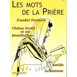 LES MOTS DE LA PRIERE T.2