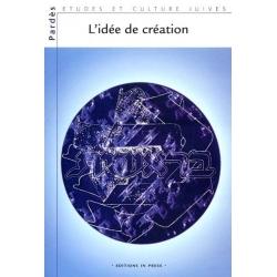 L'IDEE DE CREATION