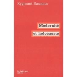 MODERNITE ET HOLOCAUSTE
