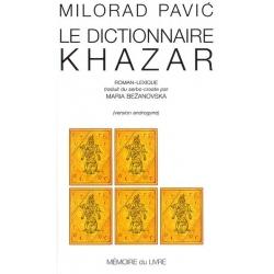LE DICTIONNAIRE KHAZAR