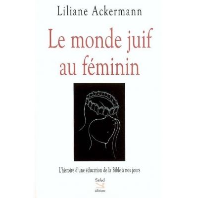 LE MONDE JUIF AU FEMININ