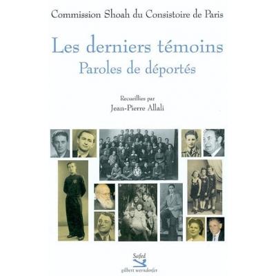LES DERNIERS TEMOINS : PAROLES DE DEPORTES