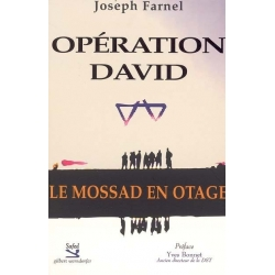 OPERATION DAVID LE MOSSAD EN OTAGE