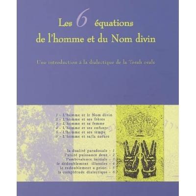 LES 6 EQUATIONS DE L'HOMME ET NOM DIV