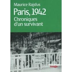 PARIS 1942 CHRONIQUES D' UN SURVIVANT
