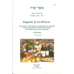 HAGGADAH DE TOU BICHEVAT