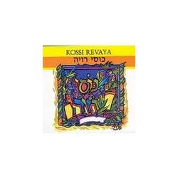 KOSSI REVAYA LIVRE+CD (BRAHAMI)