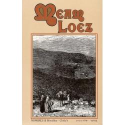 MEAM LOEZ N°13 - NOMBRES I (BEMIDBAR A CHELAH')