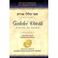 PERLES DE ROSEE - TALELEI OROTH PESSAH