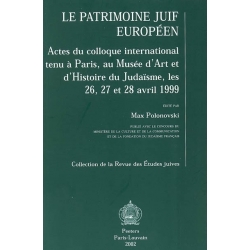 LE PATRIMOINE JUIF EUROPEEN