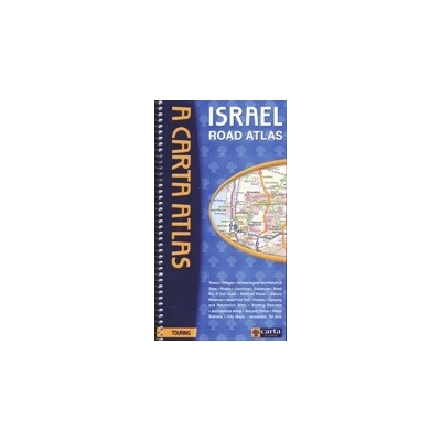 ATLAS ROUTIER D'ISRAEL