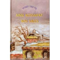 AINSI AGISSAIENT NOS SAGES T1