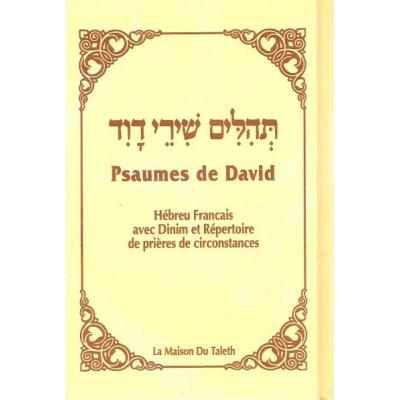 PSAUMES DE DAVID / TEHILIM