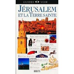 JERUSALEM ET LA  TERRE SAINTE - GUIDE TOURISME
