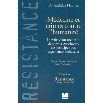 MEDECINE ET CRIMES CONTRE L'HUMANITE